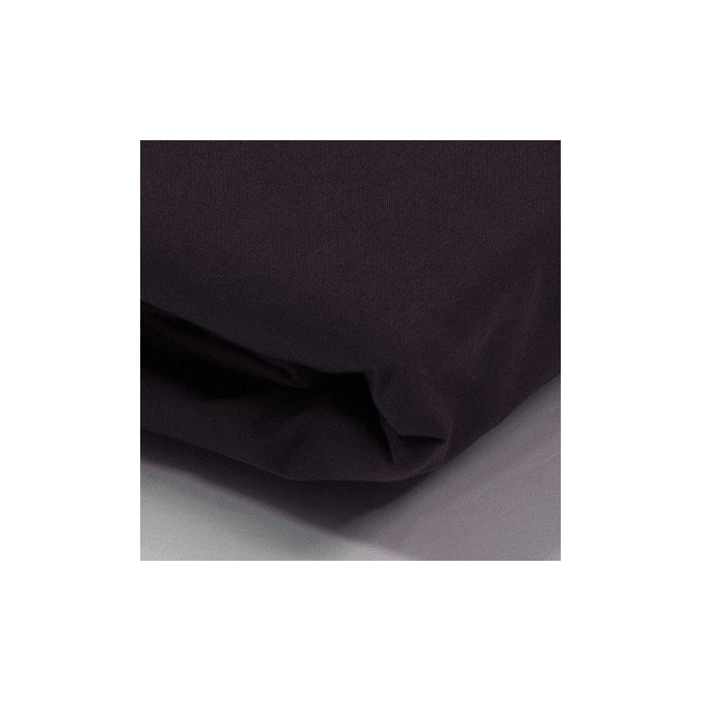 housse de couette percale aubergine. Black Bedroom Furniture Sets. Home Design Ideas