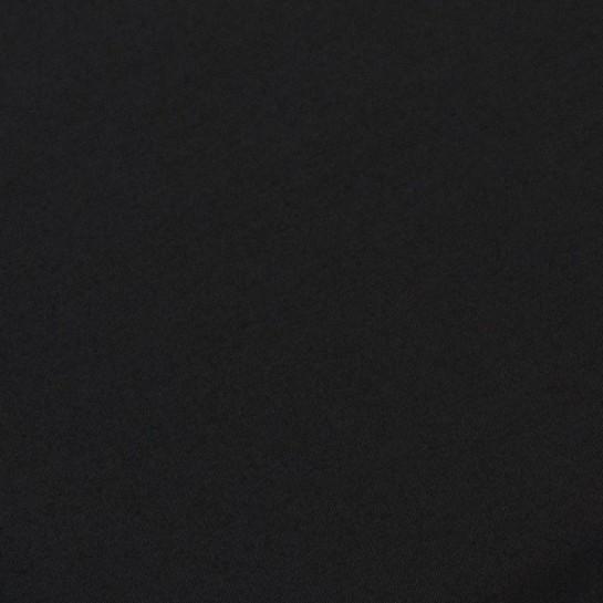 Housse de couette percale Noir