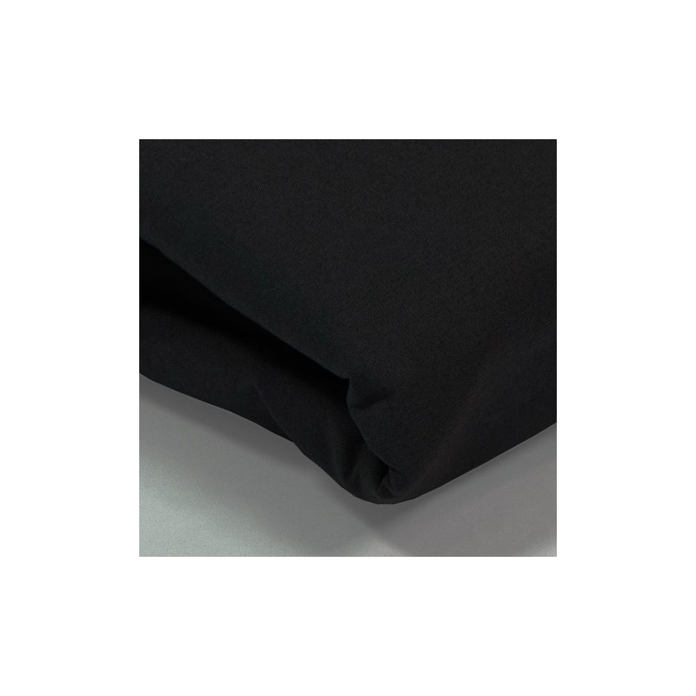 Housse de couette percale noir for Housse de couette satin noir