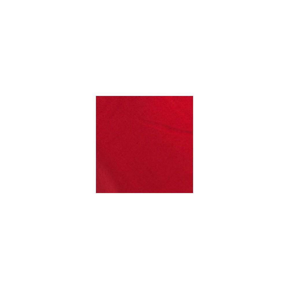 Drap housse uni percale rouge for Draps housse percale