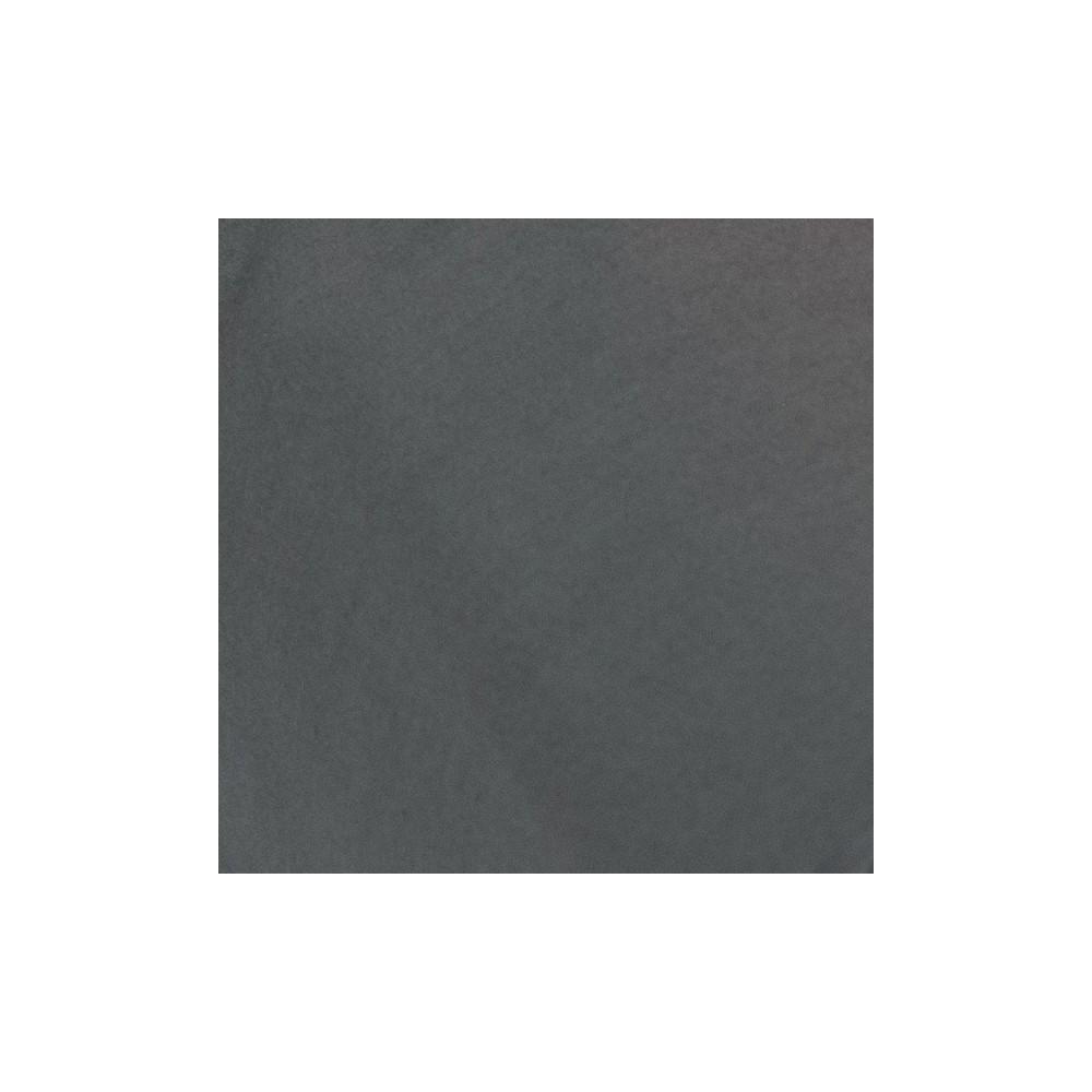 drap housse satin de coton gris. Black Bedroom Furniture Sets. Home Design Ideas