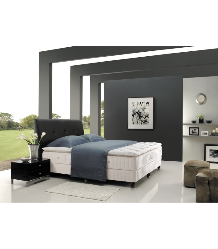 housse de sommier 140x190 maison design. Black Bedroom Furniture Sets. Home Design Ideas