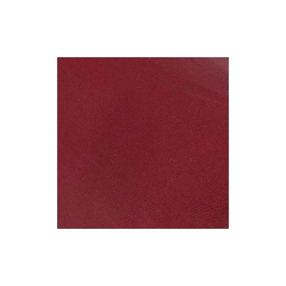 Drap housse satin de coton bordeaux for Drap housse satin