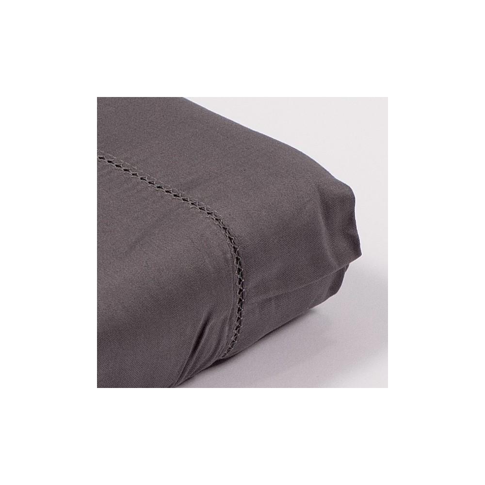 drap coton de satin drap housse de satin dawn ethosbio jacquard de luxe literie de coton de. Black Bedroom Furniture Sets. Home Design Ideas