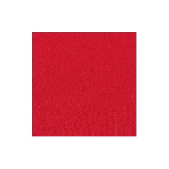 Housse de couette percale Rouge
