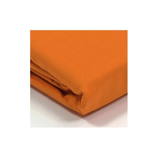 Housse de couette percale Orange