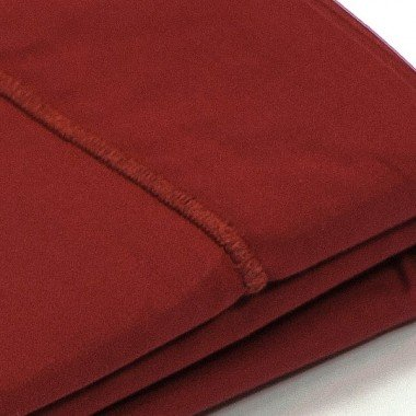 Taie d'oreiller percale Tomette