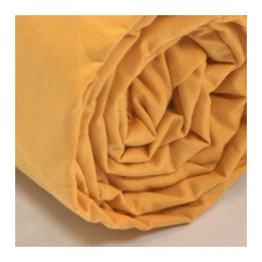 Drap housse percale Tournesol